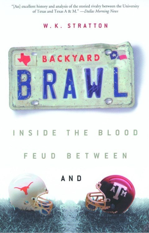 Backward Brawl highlights the greatest rivalry in college football. W. K Stratton writes about the rivalry and history amongst the two teams that led to a postponed game due to violent fans. Tragedy will strike both schools and bring the community together for the love of football.