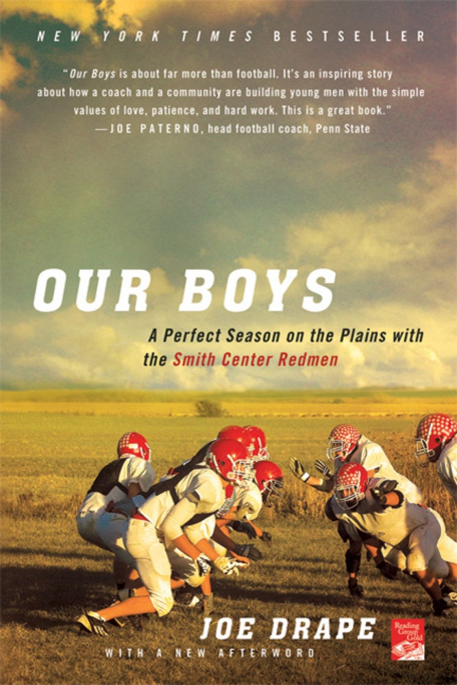 A story about family, love, and small towns, Our Boys will follow author Joe Drape as he moves his family to Kansas proceeding the school's 4 year winning streak. Take a look into the free spirit and passion behind the towns beloved high school football players as they try to break the state record.