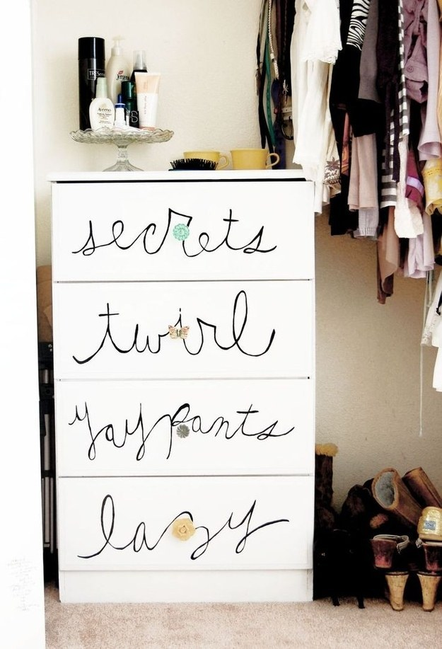 View this image. 25 Gorgeous DIYs For Your Teenage Girl s Room