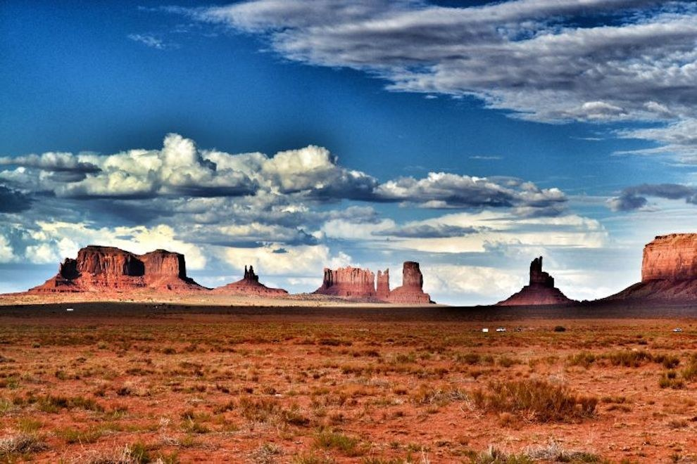 Monument Valley (Navajo Nation, extending into Arizona and Utah)