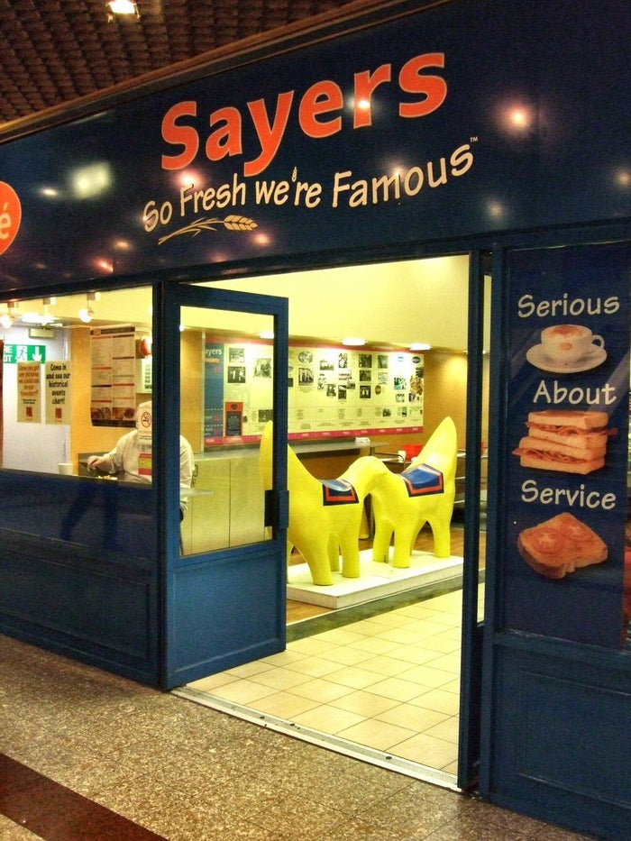 In the '90s, Sayers was a way of life across Merseyside. You couldn't find a better sausage roll for love nor money.