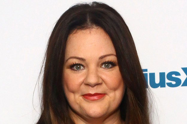Melissa Mccarthy Says The Term Plus Size Hurts Women