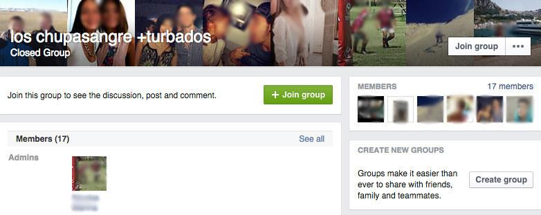 Hot facebook grupos de Grupos de