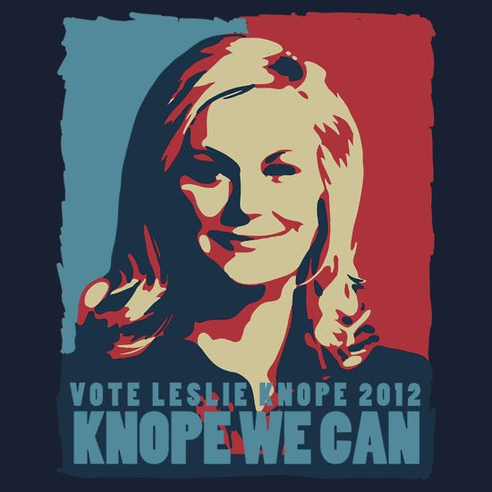 Show off your Knope pride! Get it here.