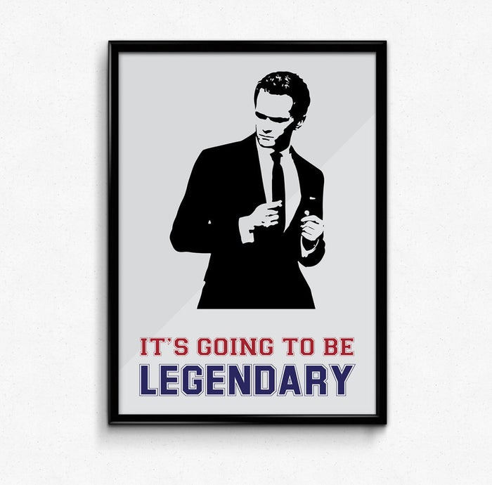 Just a reminder to make today (and everyday) legendary.Get it here.