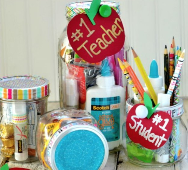 If I just stick to a budget, I can totally afford to make each child in my class a little back-to-school kit.