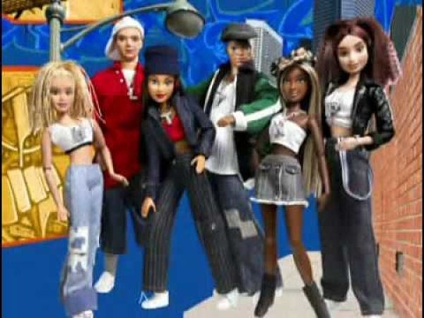 "Probably the world's most swaggiest squad out there that could probably kick your ass. Scared mothers of America probably boycotted these dolls considering they were discontinued in just a year of being released. It's okay, we'll always remember you by Craig David's ""What's your Flava."""