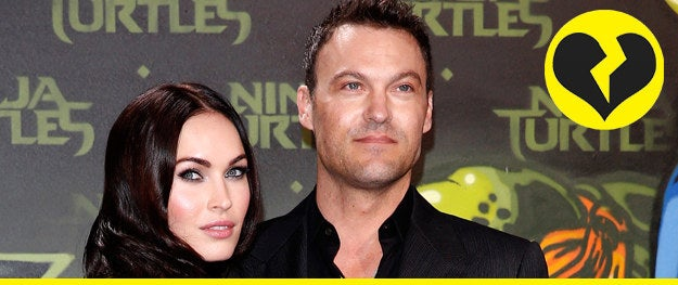 Wow, another celebrity relationship has ended. Actor Megan Fox has filed for divorce from husband Brian Austin Green after five years of marriage and 11 years together. The couple has two sons, Noah and Bodhi.