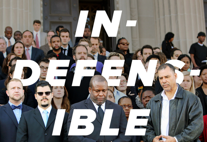 """If you want more of Albert's New Orleans coverage, check out his big piece on BuzzFeed.com, """"Indefensible: The Story Of New Orleans' Public Defenders."""""""