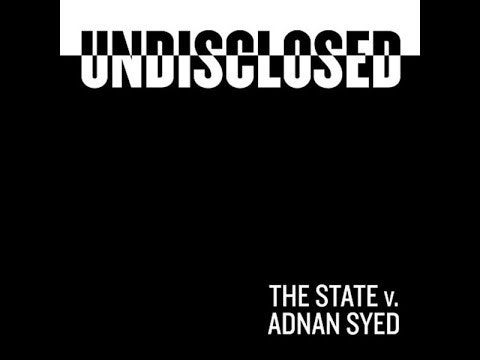 Started by Adnan's cousin Rabia and with the help of attorneys Colin Miller and Susan Simpson, 'Undisclosed' is the spiritual successor to 'Serial.' While they're very upfront about the pro-Adnan nature of 'Undisclosed,' somehow the charm of 'Serial' gets lost. While I don't love this podcast, I can definitely recommend it to any obsessed 'Serial' listeners out there.