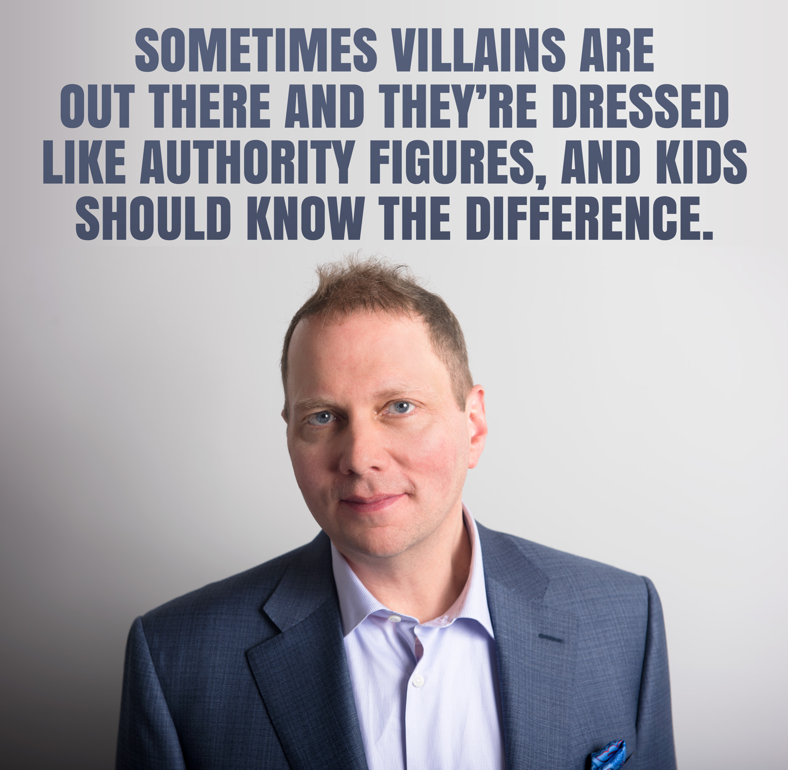 """The Author Of """"Captain Underpants"""" On Why Kids Should Question Authority"""