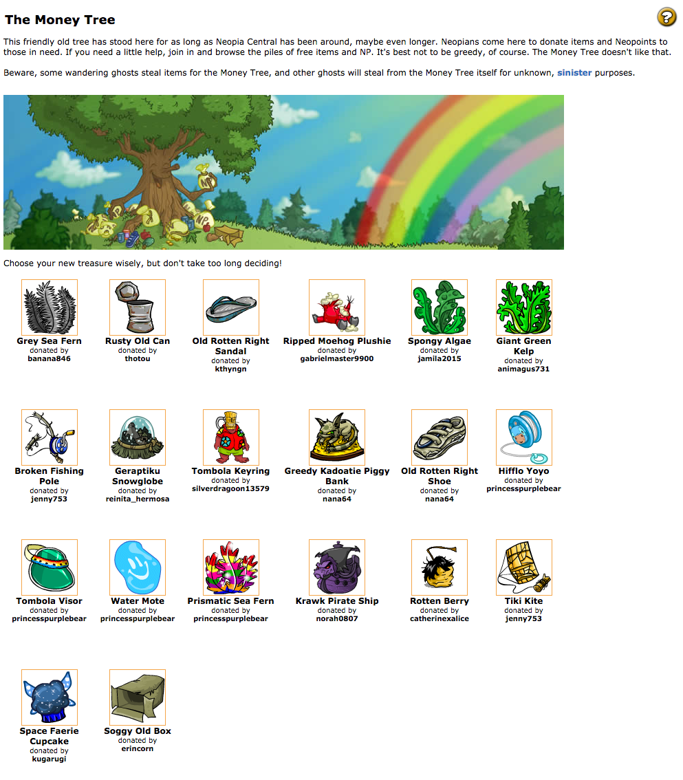 Neopets Soup Kitchen: Things Your Neopet Did That You Wish Your Real Pet Did