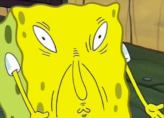 How Many Of These Spongebob Faces Do You Recognize
