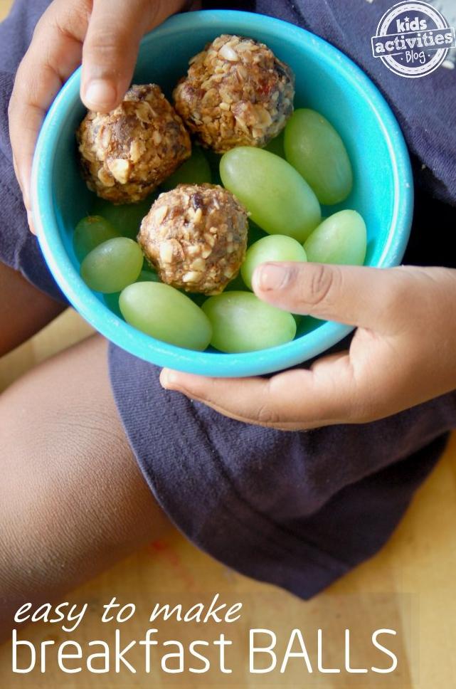 Easy breakfast recipes kids