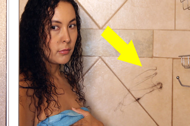 13 problems girls with thick hair understand