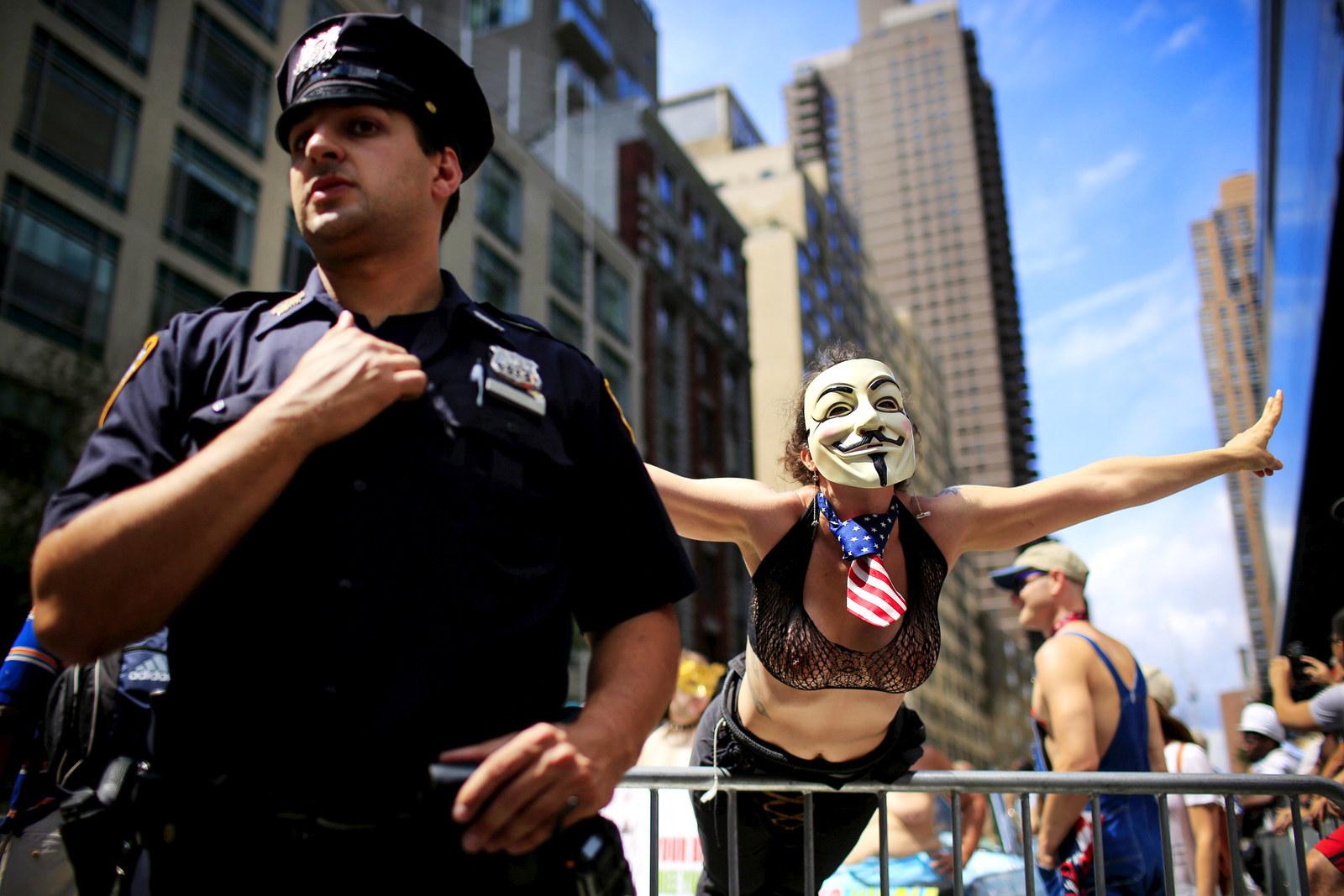 Bdsm, Kink And Feminism In Brooklyn, Nyc