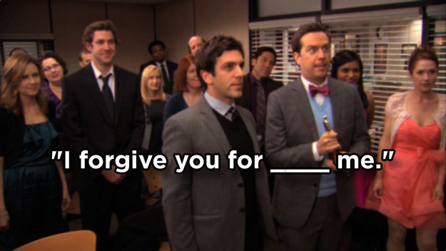 How Well Do You Remember The Lyrics To Michael Scott's