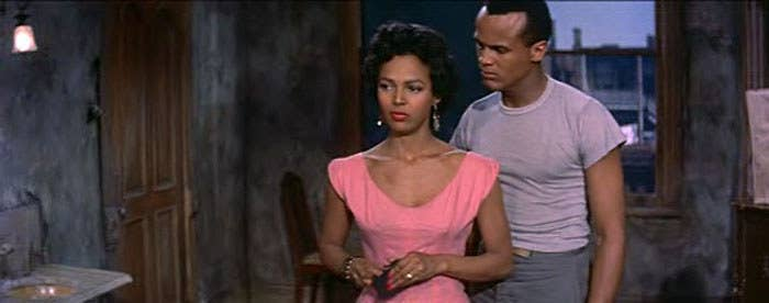 Written by: Harry Kleiner, based off of the stage play written by Oscar Hammerstein IIDirected by: Otto PremingerWhat it's about: It's a version of the opera Carmen, set in World War II. Why you need to see it: It stars Dorothy Dandridge and Harry Belafonte (Diahann Carroll is also in this!) and it was a major studio film that featured an all-black cast. Also, it's one of the most amazing musicals ever. Ever.