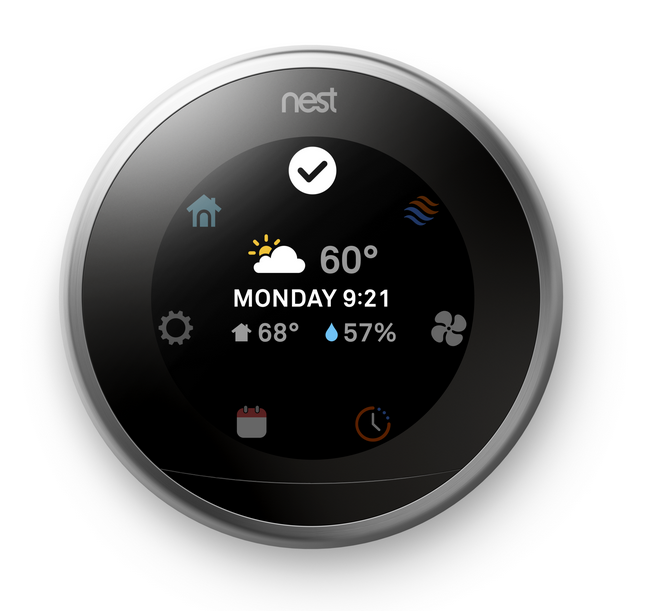 This New Nest Thermostat Is Uncomfortably Beautiful