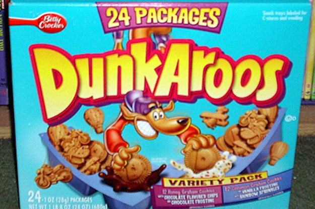 Can We Guess What '90s Snack Matches Your Personality?
