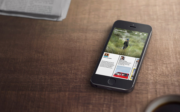 If you have an iPhone, the Paper app (Free, iOS) will change your Facebook life.
