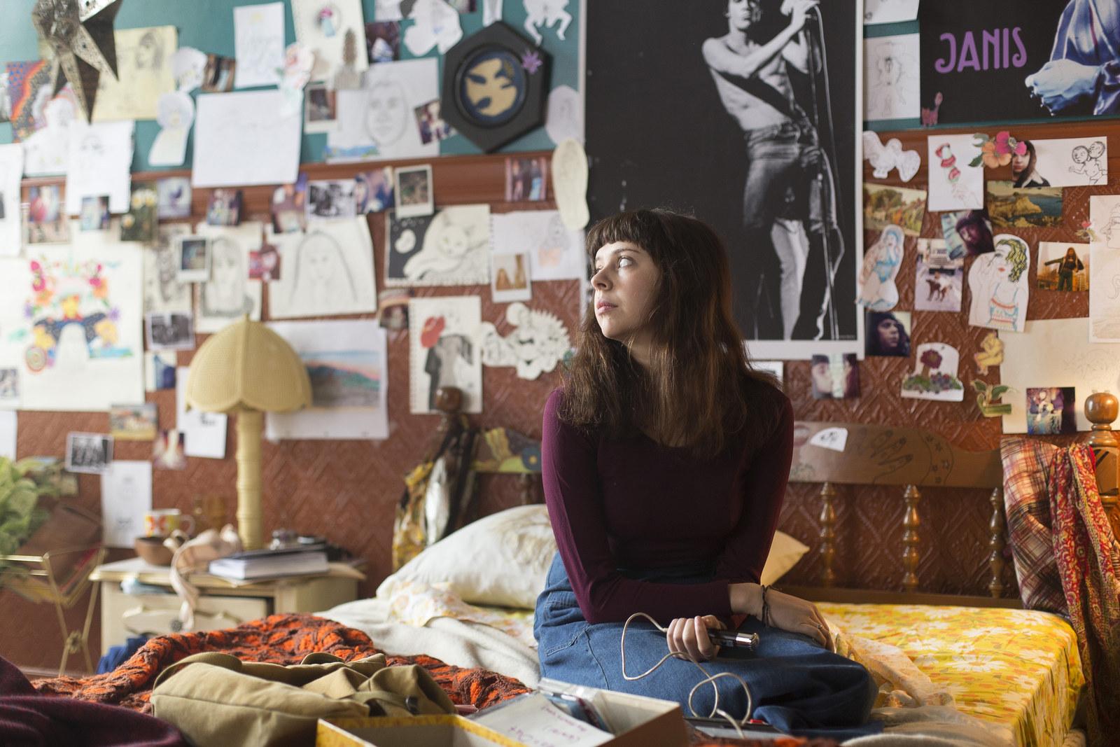 Meet Hollywood's First Honest Teenage Girl