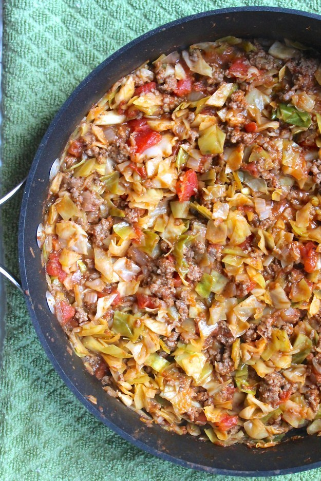 Easy recipes one pound ground beef