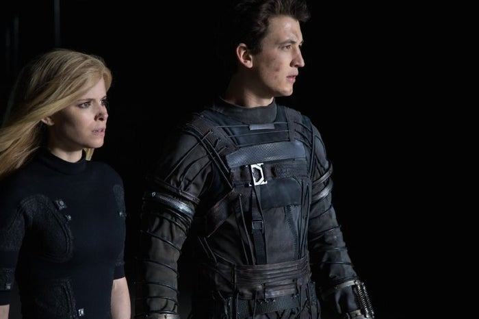 In a relatively sleepy box office weekend all around, Fantastic Four still couldn't surpass Tom Cruise's Mission: Impossible – Rogue Nation, which made an estimated $29.4 million in its second weekend.
