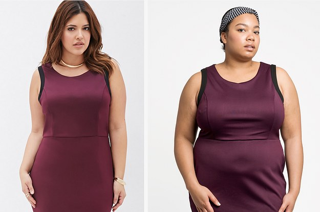 This Is What Plus-Size Clothes Look Like On Plus-Size Women-1154