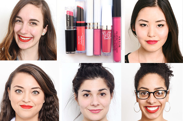 We Tested Long-Lasting Lipsticks And Found Which Ones Actually Work