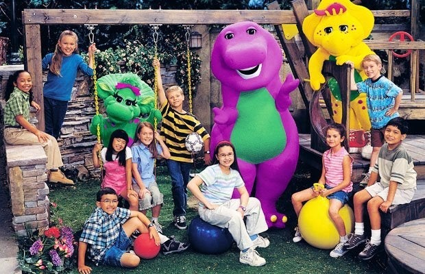 Forget your favorite permanently ecstatic purple dinosaur — future divas Selena Gomez and Demi Lovato were the REAL stars of the show. And they weren't just gunning for Daytime Emmys — Selena and Demi also started a budding BFF-ship.