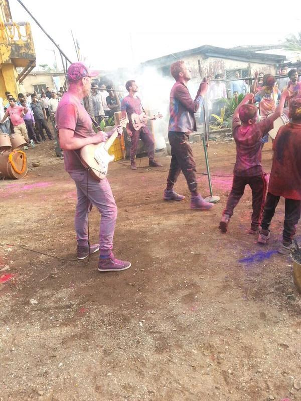 In Case They Hadn't Played With Our Emotions Enough, Coldplay Is Back In India
