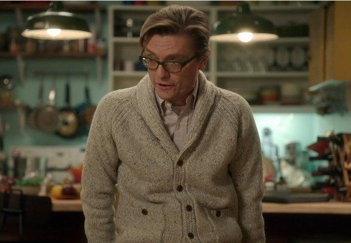 Urbaniak as Arthur Tack in Difficult People
