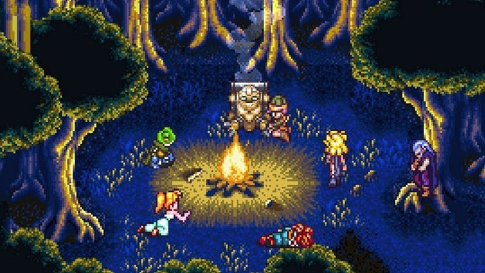 Why it's good for beginners: Despite being 20 years old, Chrono Trigger continues to be one of the greatest RPGs ever made, and everything about the original game still holds up to this day. Because of its intuitive combat system and snappy gameplay, it makes for a good entry point for anyone who has never played a JRPG before. It also has an incredibly compelling story that will keep you going through the 20+ hours of gameplay.How to play it: There's a version for iPhone and Android, which is convenient, but it's not the best way to experience the game. You'd probably be better off picking up a Nintendo DS cart of the game or downloading it for the Virtual Console on the Wii.