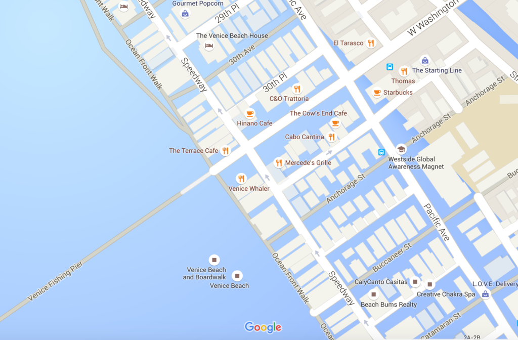 No, Google Maps Is Not Trying To Make A Point About Climate Change