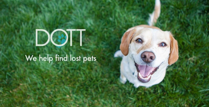 Introducing, DOTT : The Smart Dog Tag and Mobile App! BUY NOW