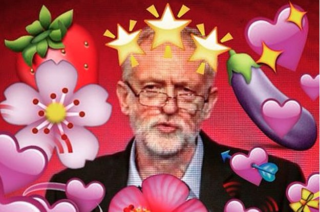 Image result for love jeremy corbyn
