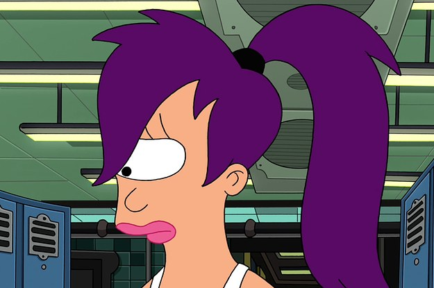 """Which """"Futurama"""" Character Are You Actually?"""