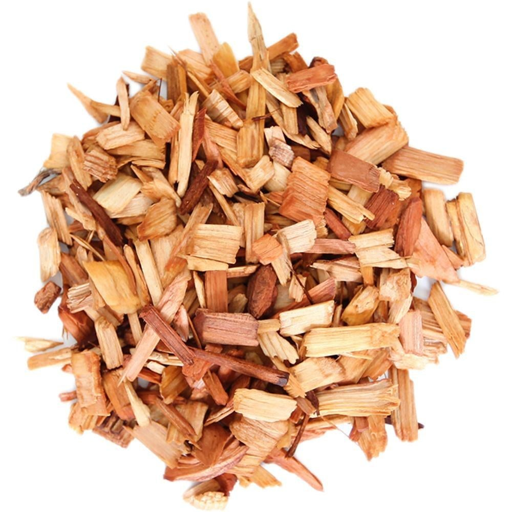 Wood chips!