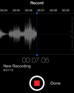 I don't have any recording devices other than my laptop and phone (I should invest since it's a hobby now) so I play the song (instrumental or with the artist) and record my singing with it with my Iphone. It's not the best quality but it's pretty darn good considering your resources.