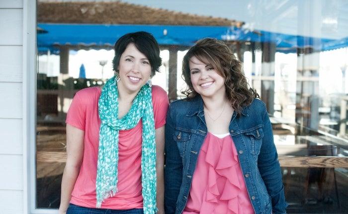 Lauren Billings and Christina Hobbs.