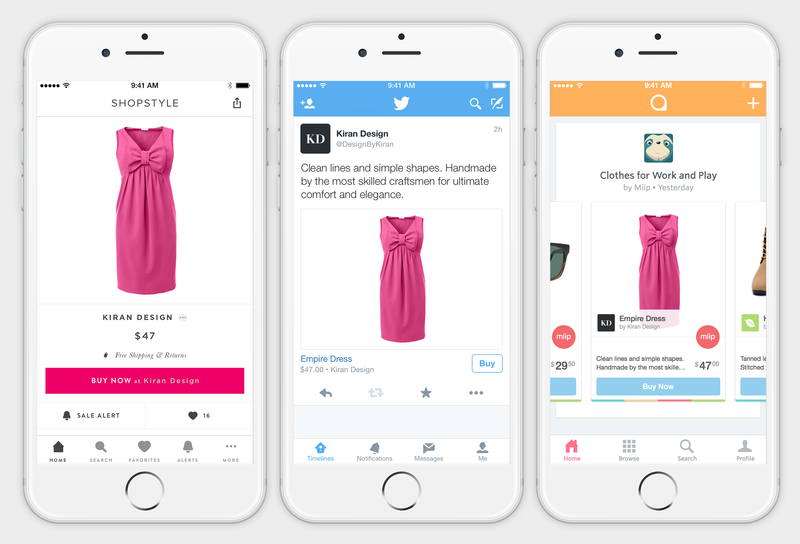 It's Now Way Easier To Buy Things On Twitter