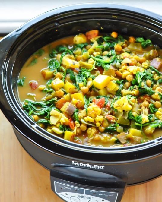 vegan slow cooker recipe book