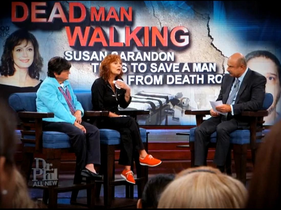 Susan Sarandon and Sister Helen Prejean on Dr. Phil