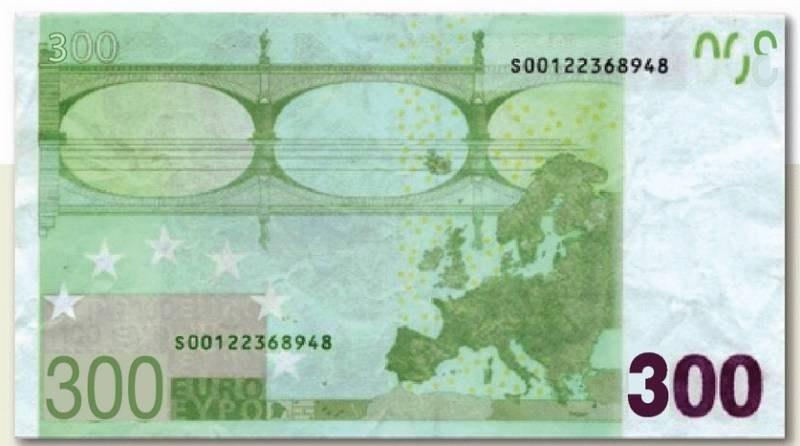 300 Dollars In Euro