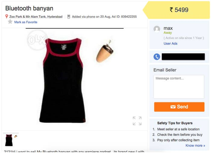 12 OLX Ads That Will Make You Laugh Out Loud, Guaranteed