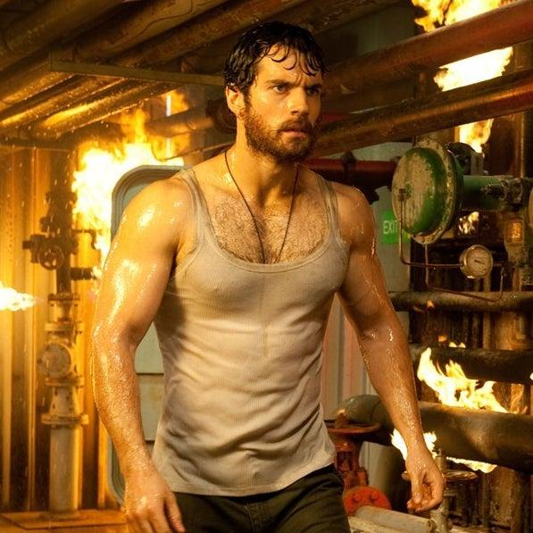 Henry Cavill dans «Man of Steel» (2013)