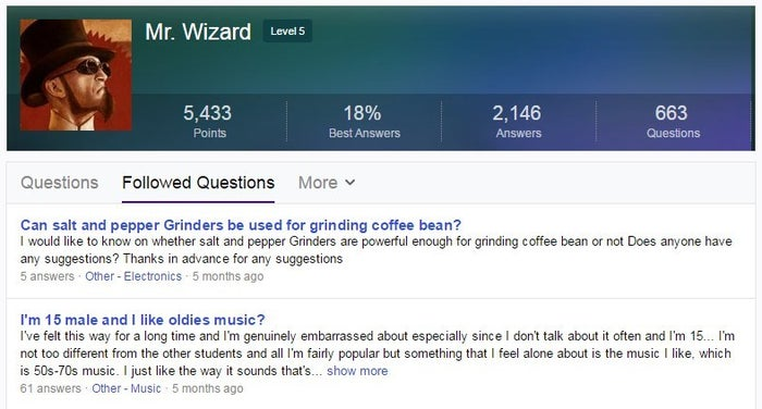 Based on Mr. Wizard's other interests, that invention may or may not be grinding up Keith Richards and sprinkling his remains across the Pacific Ocean.
