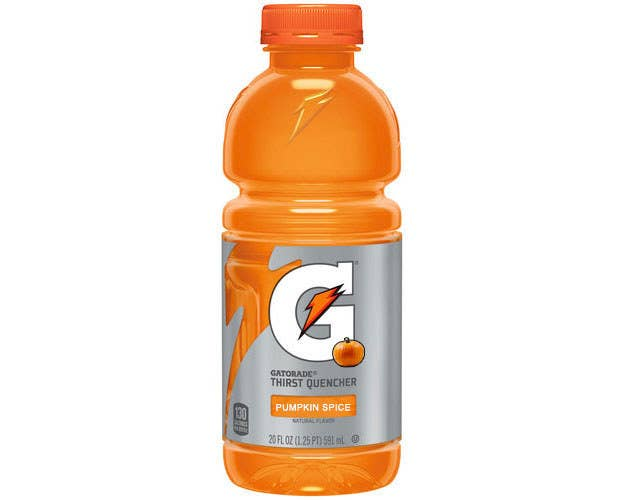 Is Pumpkin Spice A Sporty Thirst Quencher