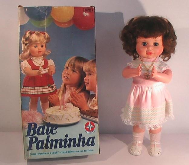 A Bate Palminha, que podia participar do Parabéns.